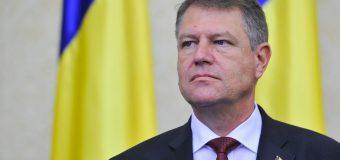 """Klaus Iohannis a desemnat prim-ministrul interimar al României. """"Vreau să previn posibile urmări economice negative"""""""