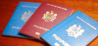 A crescut numărul solicitărilor pentru eliberarea pașapoartelor