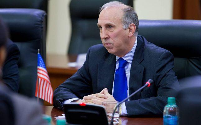 """Ambasadorul SUA în RM – Doctor Honoris Causa al USMF """"Nicolae Testemițanu"""""""