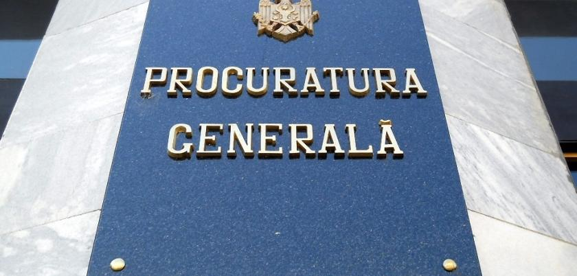 PG: Tentativa de zădărnicire a mersului urmăririi penale privind uzurparea puterii de stat a eșuat