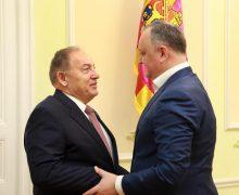 Ex-Ambasadorul Turciei: Reconstrucția Președinției RM este o donație a poporului turc pentru moldoveni
