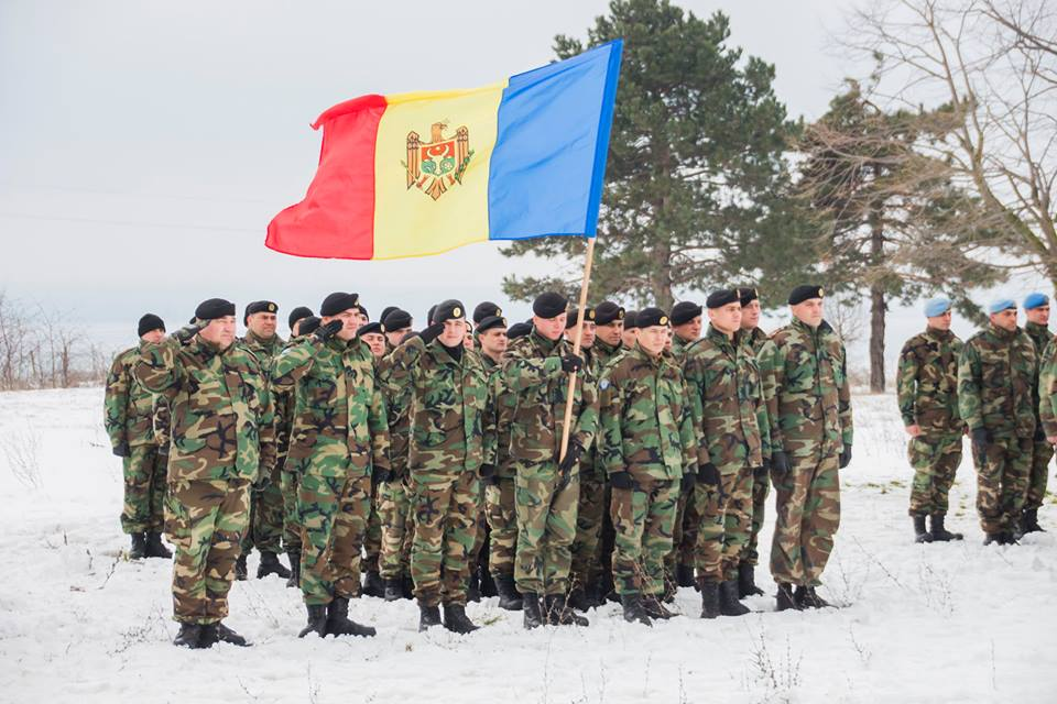 Militarii din Republia Moldova, la un exercițiu multinațional în România (foto)