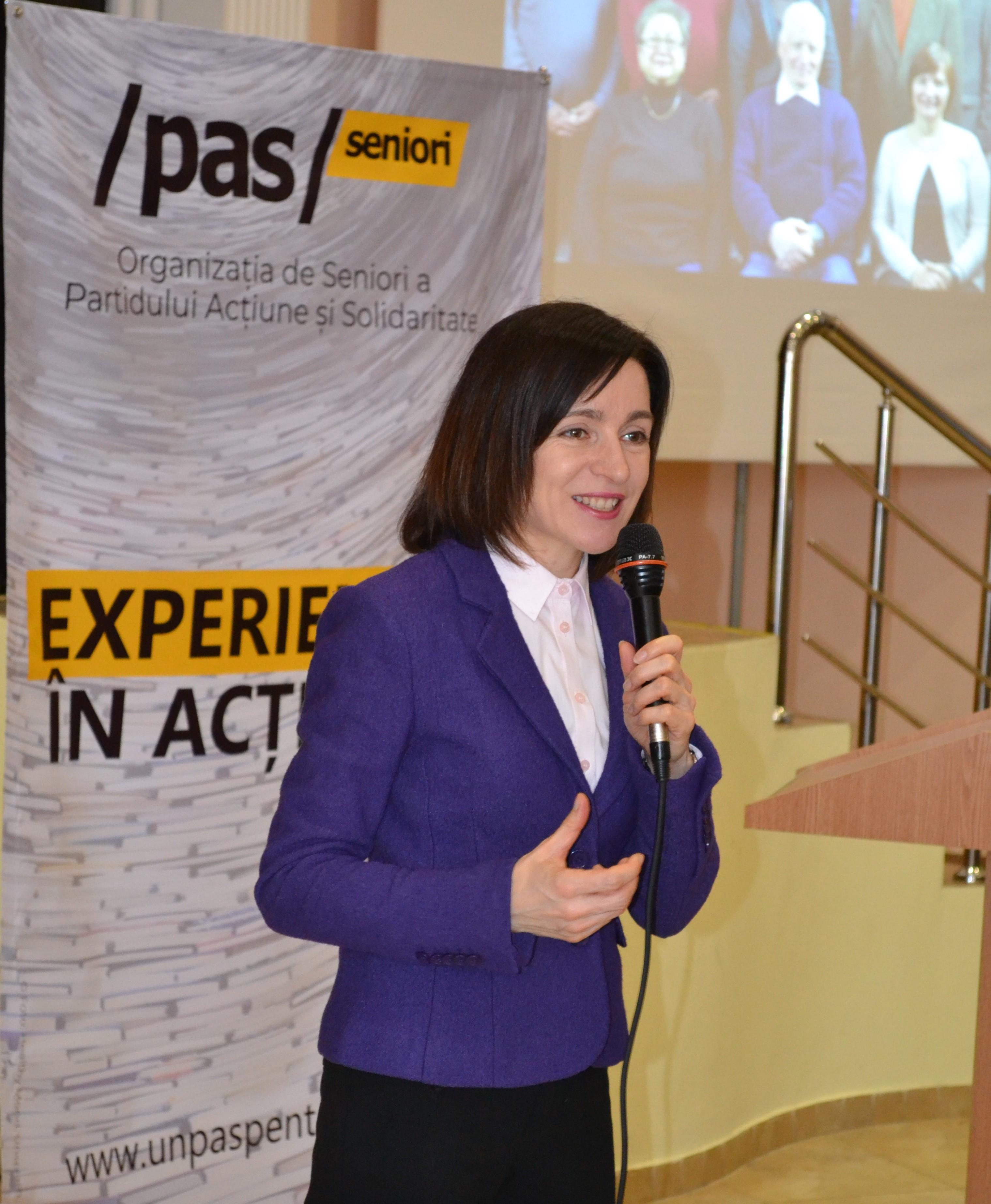 PAS și-a constituit Organizația de Seniori: Va fi condusă de…