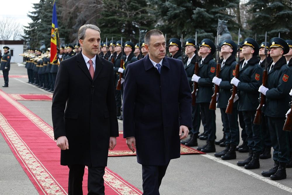 """Mihai Fifor, la Chișinău: """"România este un susținător fervent al Republicii Moldova"""""""