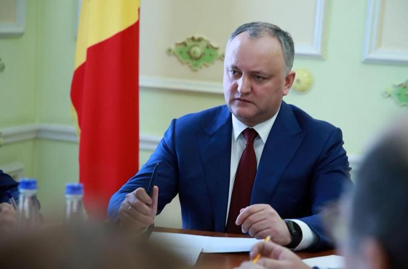 Un prieten de peste 10 ani al lui Igor Dodon, la Chișinău. Detalii despre vizita sa