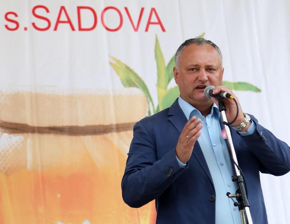 Replică localităților care au semnat Declarație de Unire: Sadova a semnat o declarație de sprijin a statalității moldovenești