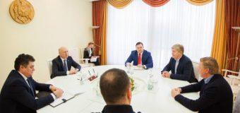 """Fritzmeier Group a apreciat receptivitatea administrației ZEL """"Bălți"""" și a autorităților locale în a le oferi sprijin pentru lansarea activității în RM"""