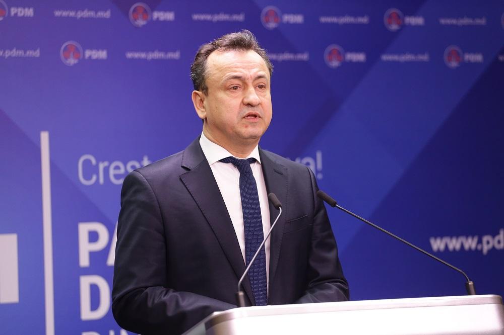 PDM: Vlad Plahotniuc este în formă maximă