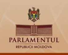 O nouă moțiune simplă înaintată în Parlament