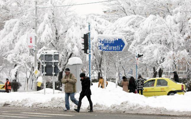 La București, școlile vor fi închise toată săptămâna
