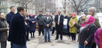 Andrei Năstase: Am avut mai multe întâlniri cu locuitorii Chișinăului