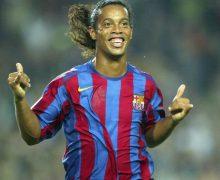 Fostul fotbalist brazilian Ronaldinho a intrat în politică