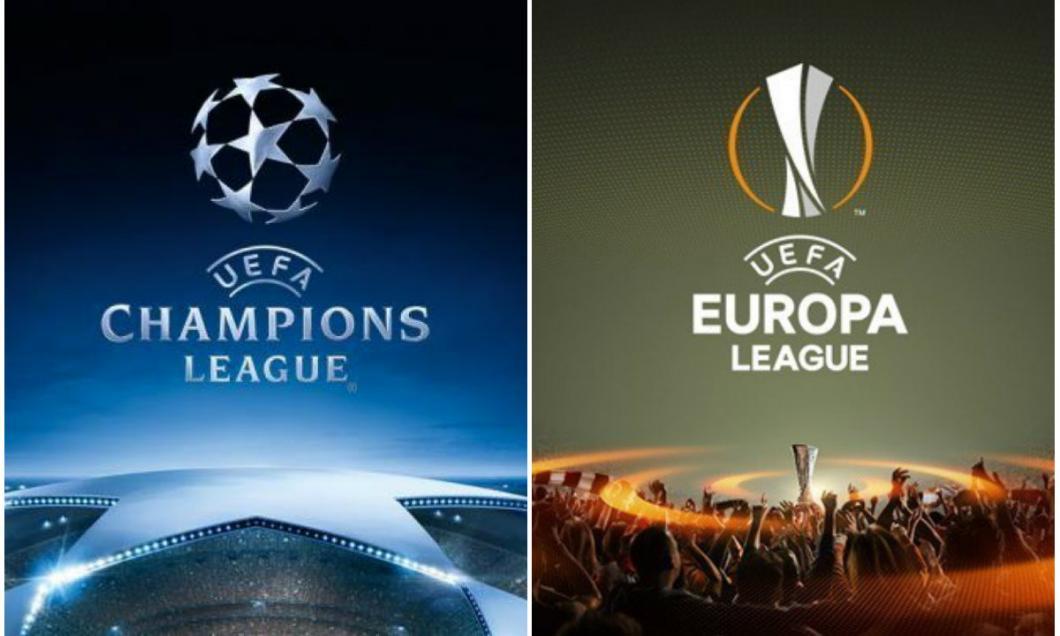 Noi modificări pentru meciurile din Liga Campionilor, Europa League și Supercupa Europei