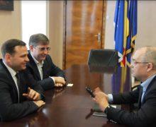 Andrei Năstase își continuă turul prin România