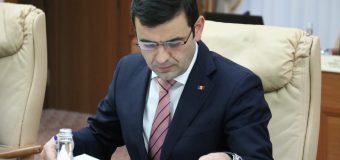 Chiril Gaburici: Încurajăm companiile locale să participe la construcția și reabilitarea drumurilor naționale