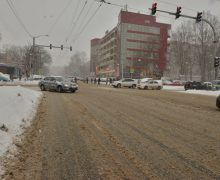 Situaţia în municipiul Chişinău, la această oră