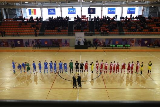 """Echipa de futsal """"Dinamo"""" a MAI a câștigat Cupa Moldovei"""