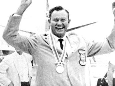 Cel mai vârstnic medaliat cu aur la Jocurile Olimpice, a încetat din viață la vârsta de 100 de ani