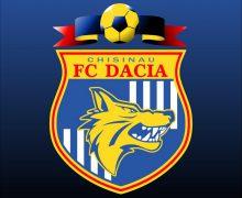 """FC Dacia Chișinău se desființează. Reprezentanții clubului: """"Sunt presiuni venite din exterior"""""""