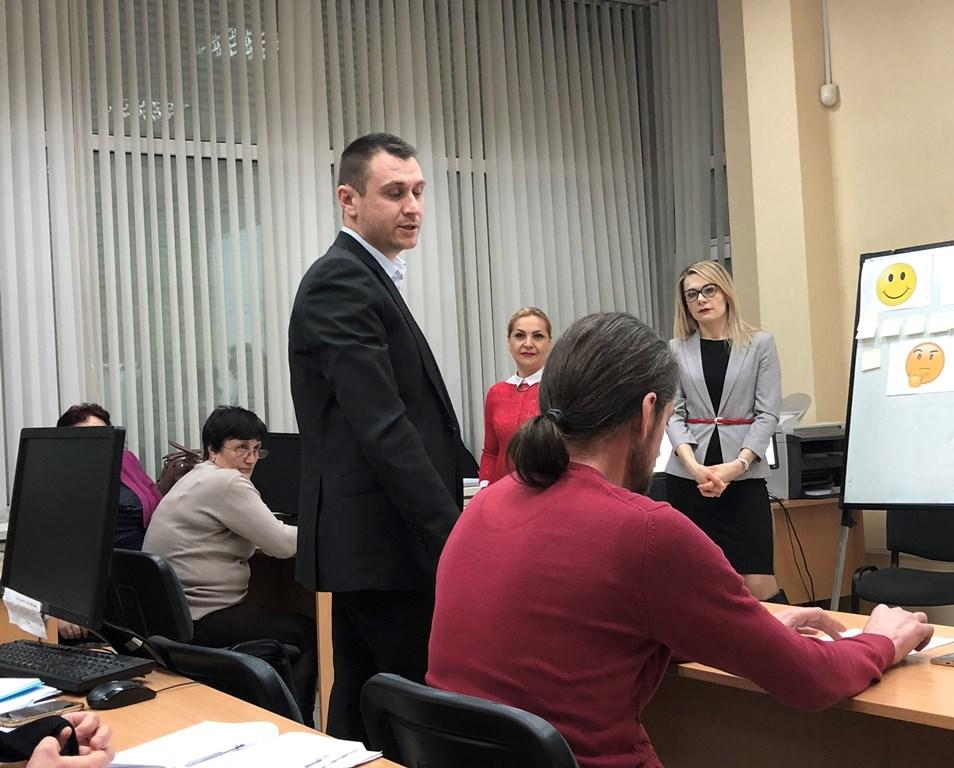 CCRM a participat la sesiunea de instruire privind achizițiile publice și managementul riscurilor