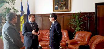 Iată cu cine a avut întrevederi Andrei Năstase în cadrul vizitei sale în România!