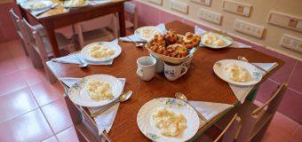 Mâncare de restaurant pentru copiii din grădinițele din Orhei