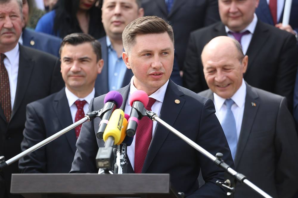 Constantin Codreanu și-a prezentat prioritățile la șefia Capitalei