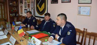 Schimb de experiență dintre INP şi Poliția Județului Vaslui din România