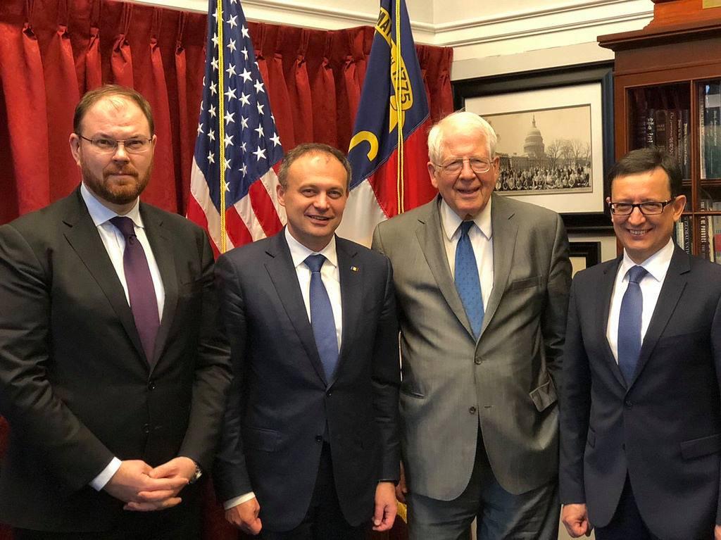 Anunț: Rezoluția pro-Moldova a Congresului SUA are suport pentru a fi votată