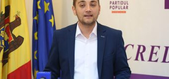 Candidatul PPRM la șefia capitalei a prezentat cele 10 obiective, pe care le va realizat în calitate de primar