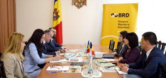 Intotero, la Chișinău: În anul centenarului agenda MRP este complexă, invităm BRD să participe la realizarea unui calendar de activități concrete