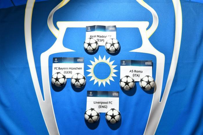 Se ştiu semifinalele din Champions League