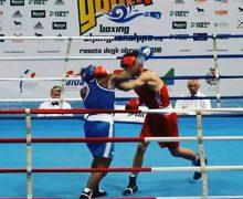 Boxerul Constantin Ursu s-a ales cu bronzul și va participa la Mondiale
