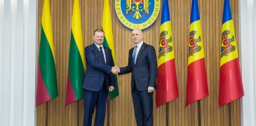 Premierul Filip: Apreciem faptul că Lituania este un avocat puternic al țărilor asociate care își văd viitorul în UE