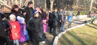 Grădina Zoologică din Chișinău va fi închisă timp de o săptămână