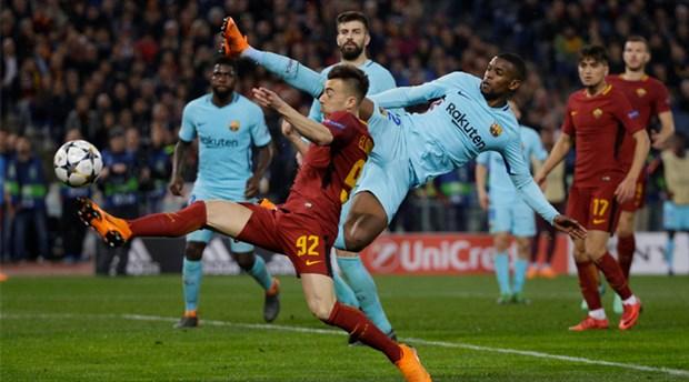 Marile favorite City si Barca, eliminate din Champions League