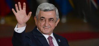 Prim-ministrul Armeniei și-a anunțat demisia