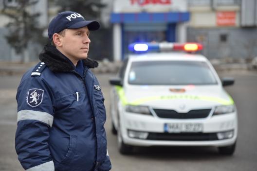 """Poliția Capitalei atenționează șoferii """"să manifeste disciplină maximă"""" cu ocazia vizitei Președintelui R. Belarus"""