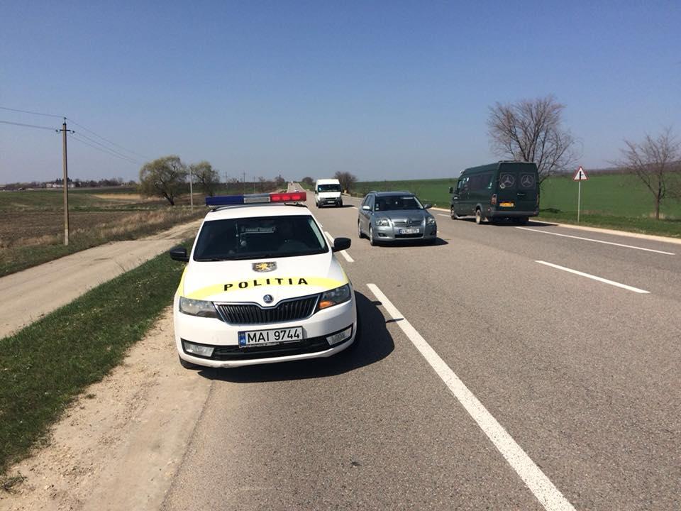 Au fost reținuți 3 insepctori de patrulare