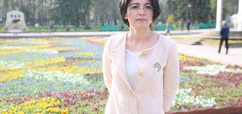 Silvia Radu s-a lansat în campania electorală