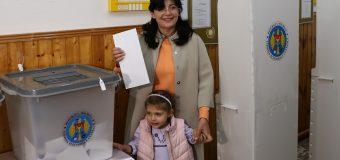 Silvia Radu: Miza adevărată a acestui vot este să se producă schimbarea