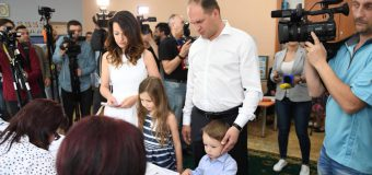Ion Ceban: Am votat pentru schimbări în bine