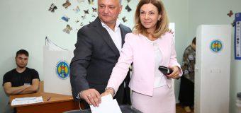Președintele RM: Astăzi avem posibilitatea să schimbăm situația în Chișinău