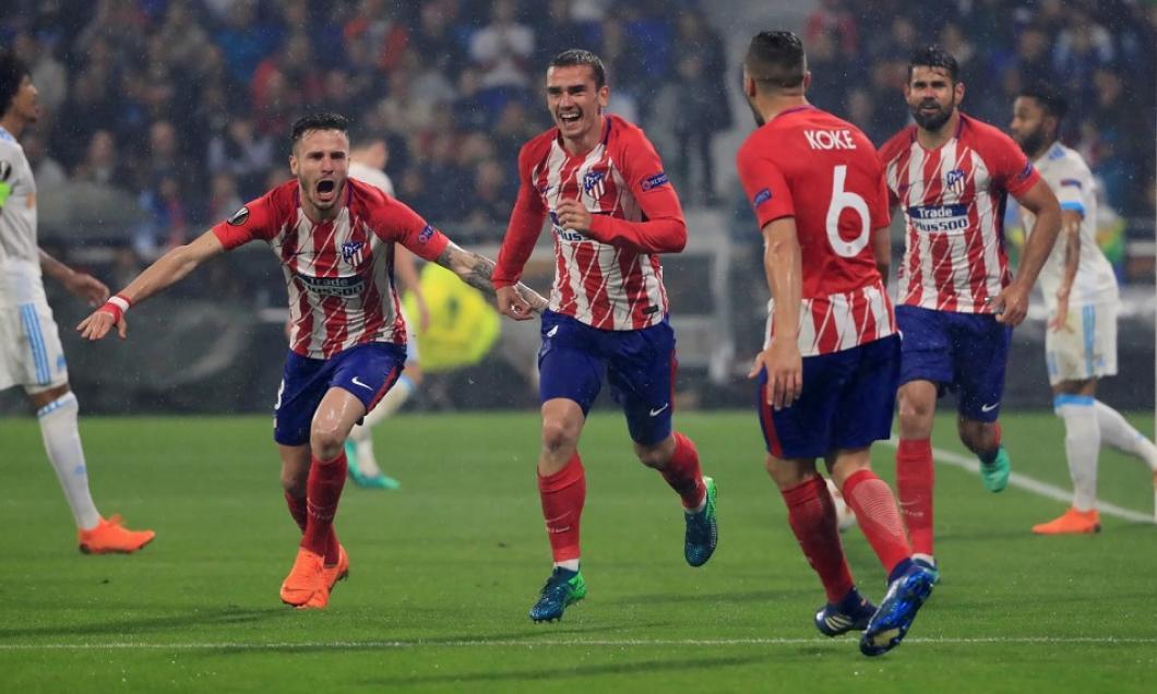 Atletico Madrid a câştigat pentru a treia oară trofeul Europa League