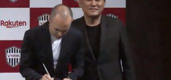 Iniesta a semnat contractul. Iată cu ce echipă!