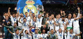 Real Madrid – Liverpool 3-1. Gafele lui Karius au decis finala Ligii Campionilor