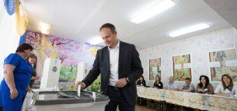 Președintele Legislativului: Am votat pentru cel care poate să realizeze ceea ce ne dorim noi foarte mult