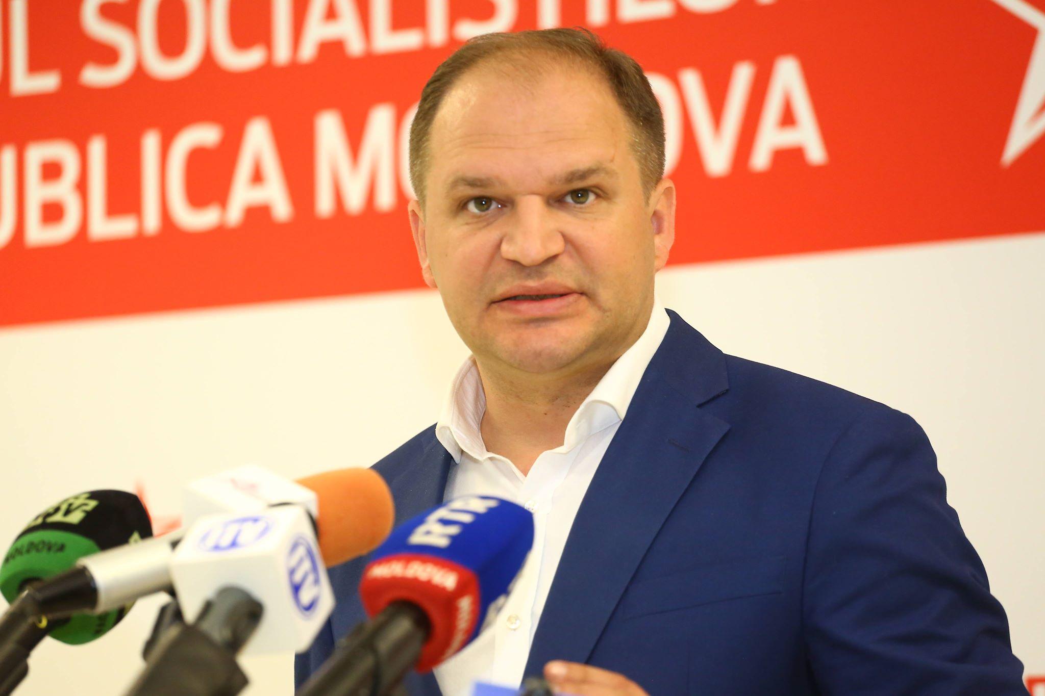 """Ion Ceban, la lansarea în campanie: """"Voi fi primarul care știe să comunice cu CMC"""""""
