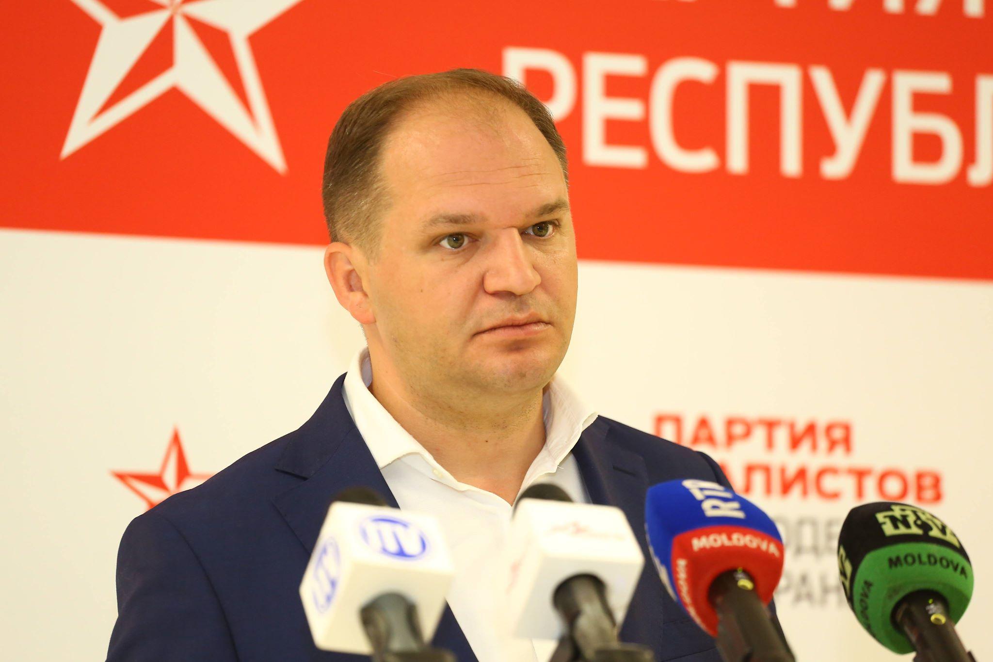 Ion Ceban a spus de unde va lua bani pentru a-și îndeplini toate promisiunile electorale