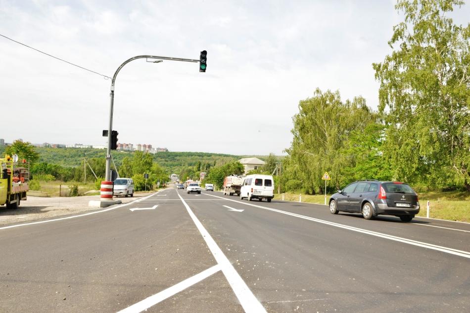 În Chișinău va fi instalat un nou obiectiv de semafor inteligent